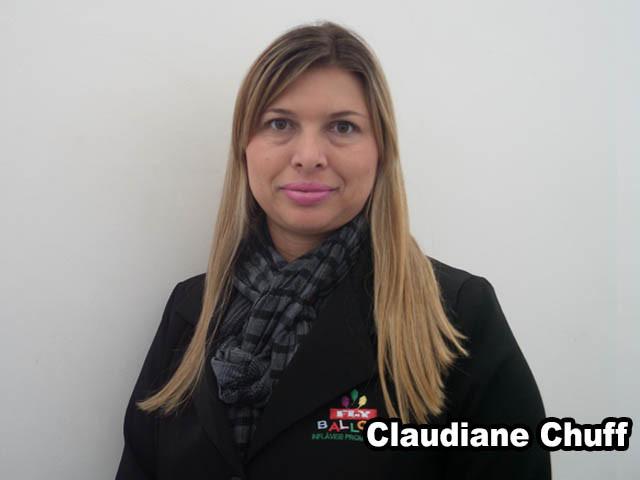 Claudiane Chuff