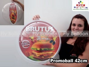 promoball inflavel promocional