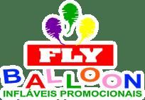 fly balloon Balões personalizados e inflaveis promocionais