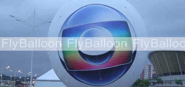 Balão Blimp Aereo Promocional