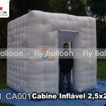 cabine fotografica inflavel promocional planet photo