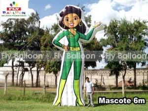 boneco inflavel gigante promocional bom preco supermercados