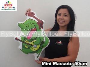 mini mascotes inflaveis