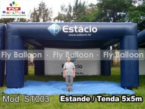 gradas inflables en Maranhao