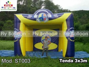 inflatable tent in maranhao