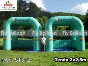Eurofarma generic inflatable tent