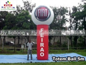 inflatable totem resende