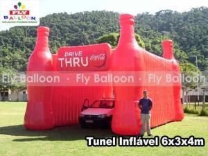 tuneis inflaveis promocionais