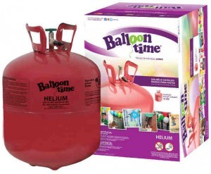 Gas Helio para enchimento de Baloes - Cilindro descartável