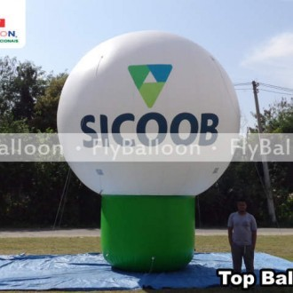 Top Ball Inflavel Promocional Sicoob