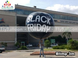 balao blimp aereo black friday