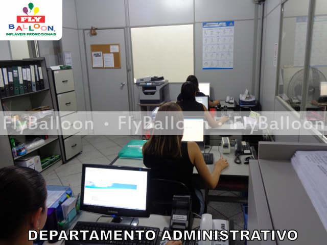 Depto administrativo e Financeiro