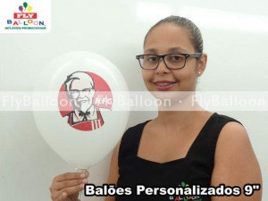 personalized promotional balloon in sp
