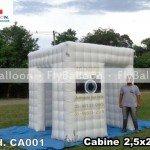 cabine fotografica inflavel tg eventos em BH