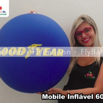 mobile inflavel promocional goodyear