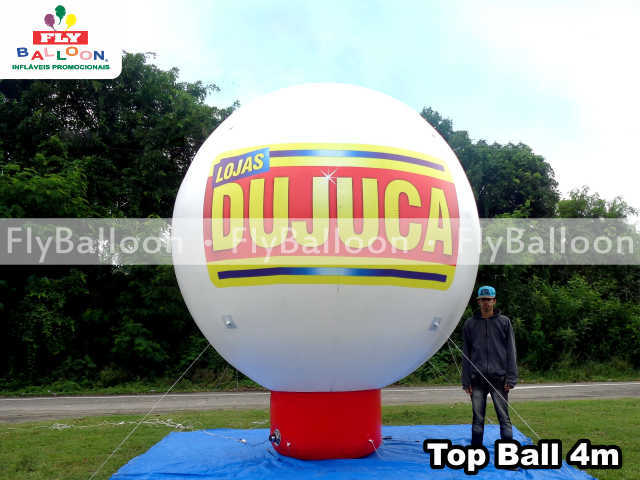 a667ed652b9de promotional balloon inflatable ball top customers - Fly Balloon ...