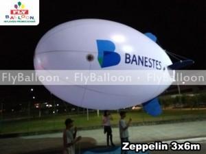balao zeppelin aereo