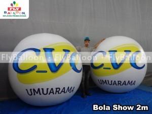 bolas promocionais