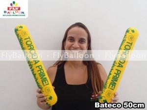 bastao inflavel promocional torcida prime em sao paulo - SP