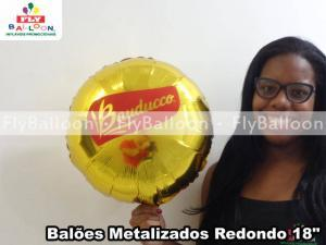 baloes metalizados personalizados bauducco