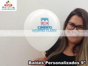 baloes personalizados cimento montes claros