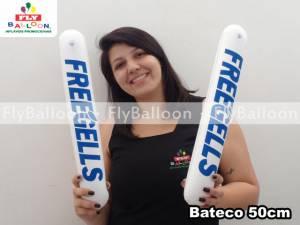 Batecos inflaveis promocionais freegells