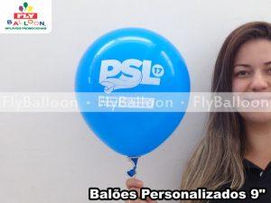 baloes personalizados PSL 17