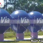 baloes inflaveis promocionais tv por assinatura via embratel