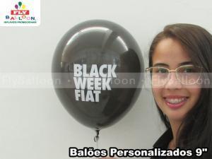 Balões personalizados em Itabirito