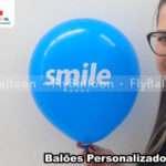 bexigas personalizadas smile saude