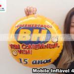 mobile inflavel promocional supermercados bh 15 anos