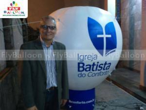 balao inflavel igreja batista do conforto