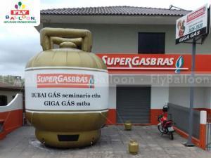 inflavel promocional giga gas supergasbras