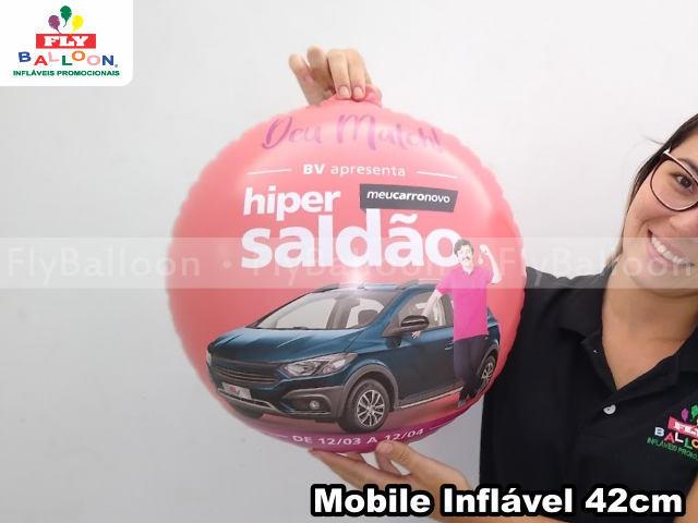 mobiles inflaveis promocionais deu match hiper saldao meu carro novo