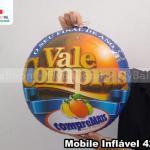 mobiles inflaveis promocionais vale compras compre mais supermercados