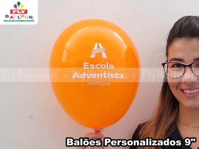 baloes personalizados escola adventista pampulha