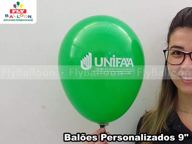 baloes personalizados unifaa