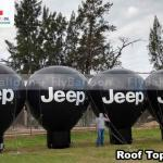 baloes inflaveis promocionais JEEP