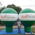baloes inflaveis promocionais distribuidora bel portas