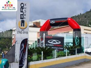 portico inflavel personalizado grupo drako