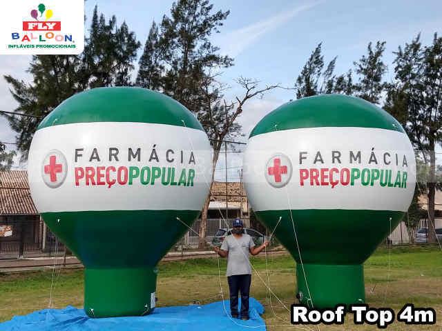 baloes inflaveis promocionais farmacia preco popular