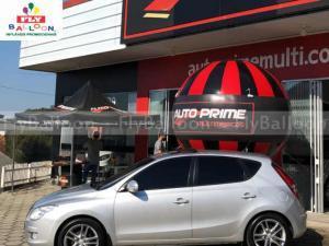 balão inflável promocional auto prime multimarcas em Içara - SC