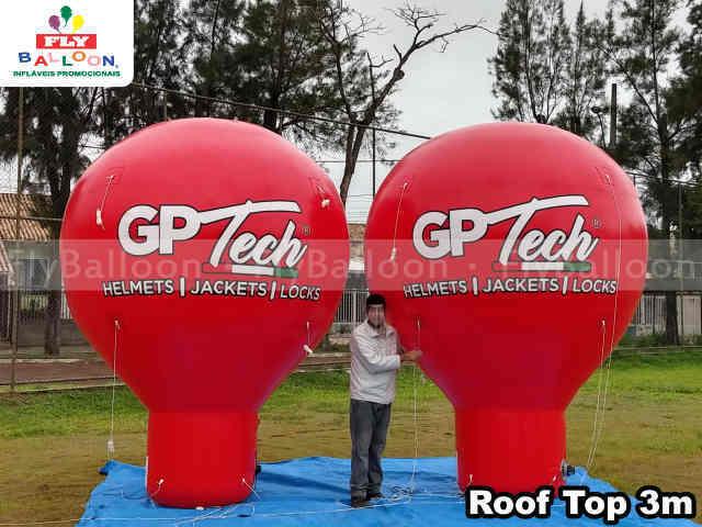 baloes inflaveis promocionais gp tech