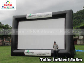 telao inflavel gigante promocional unipampa