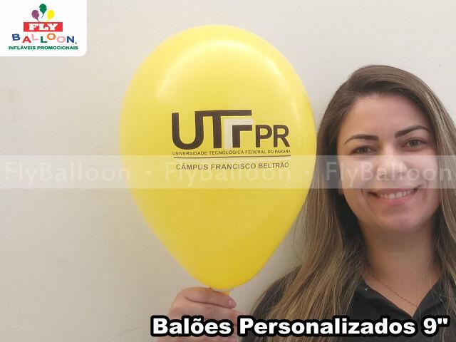 baloes personalizados UTFPR campus francisco beltrao
