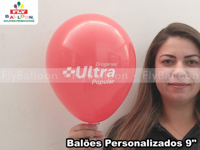 baloes personalizados drogarias ultra popular
