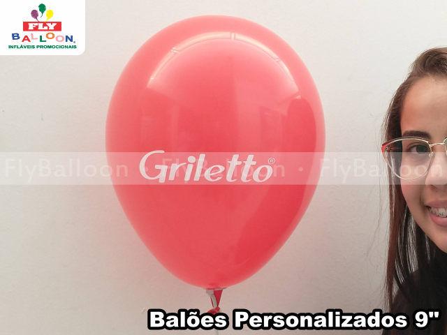 baloes personalizados griletto