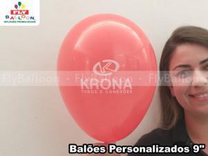 Balão personalizado em Caraúbas