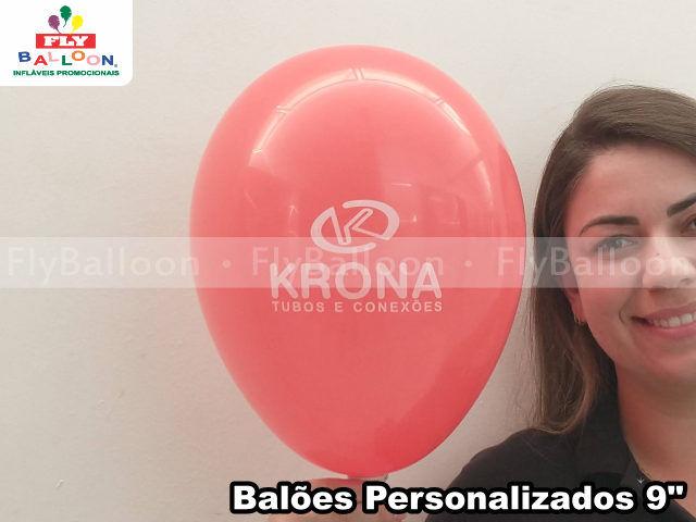baloes personalizados krona tubos e conexoes
