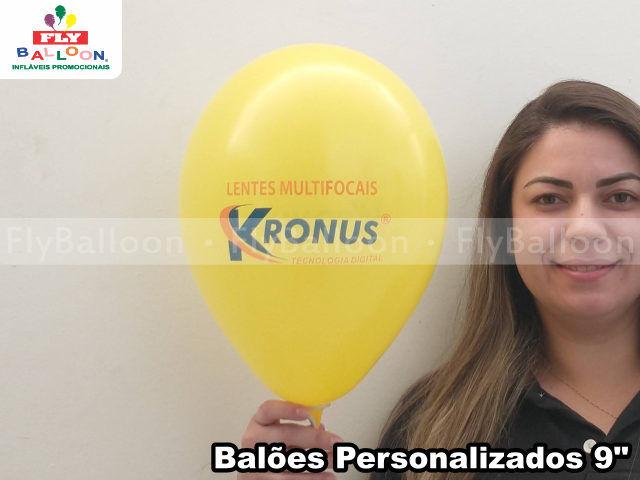 baloes personalizados lentes multifocais kronus